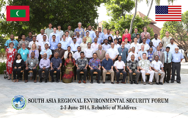 2014 South Asia RESF Group Photo
